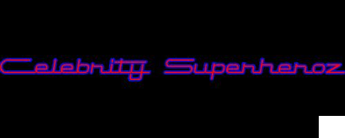Celebrity Superheroz